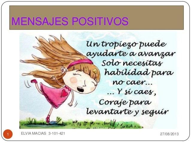 Reflexiones Positivos Y Mensajes