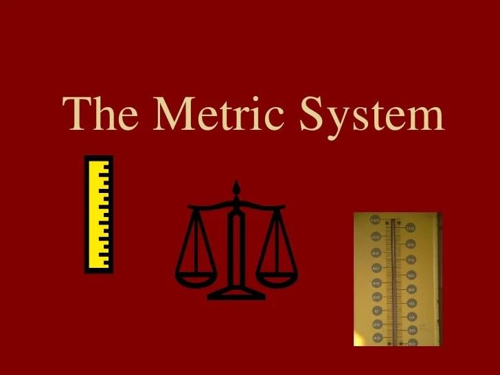 Metric System 8th