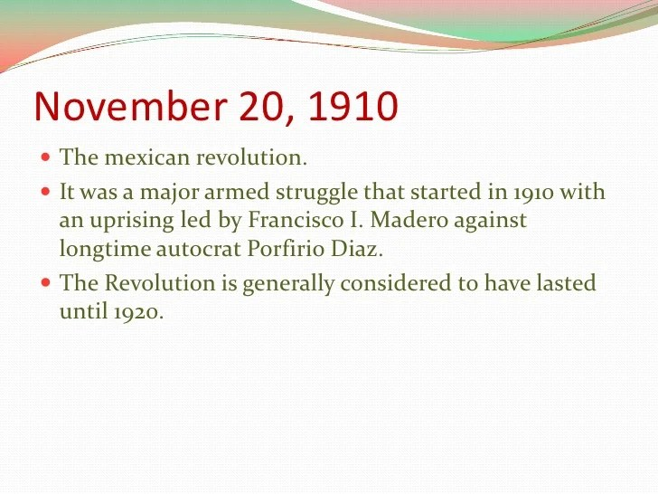 Slaves Mexican Revolution