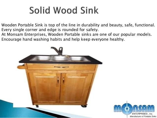 modern kitchen sinks rent portable