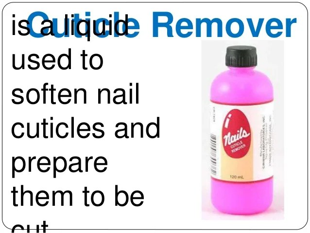 And Their Manicure Tools Uses