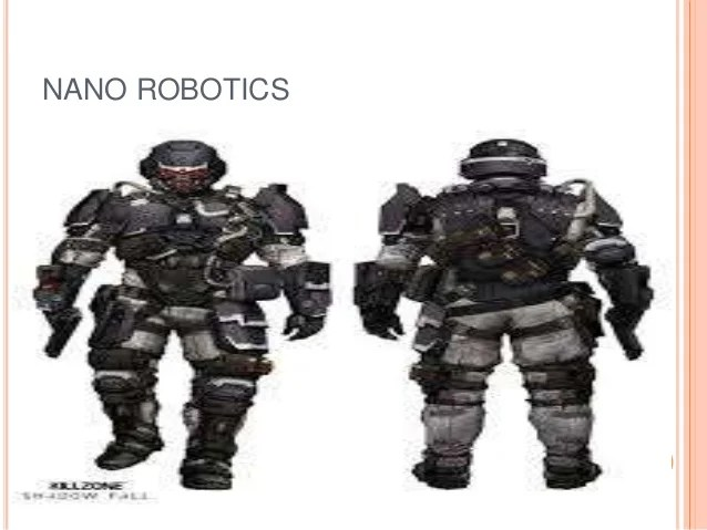 Weapons Military Nanotechnology