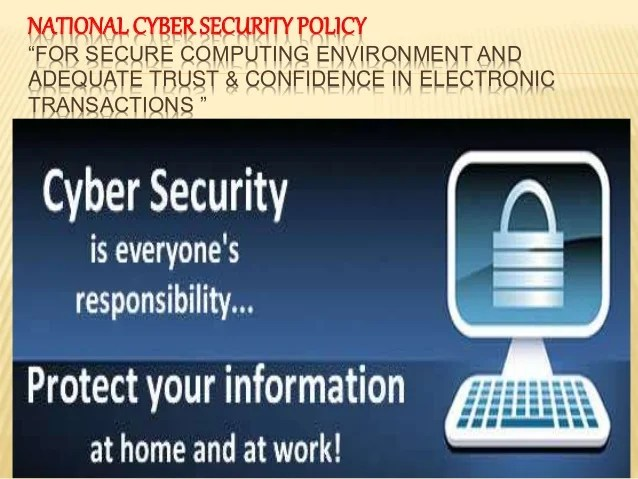 Corporate Cyber Security Policy