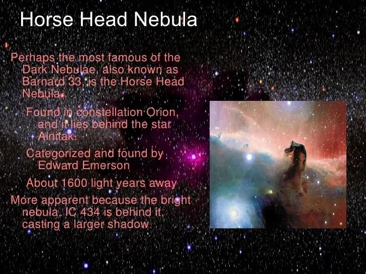 Nebulae Galaxies