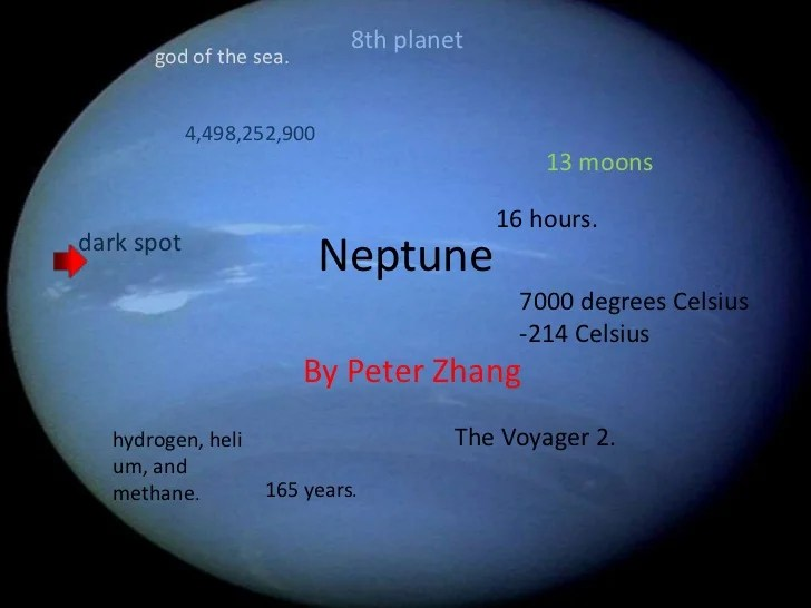 Neptune powerpoint