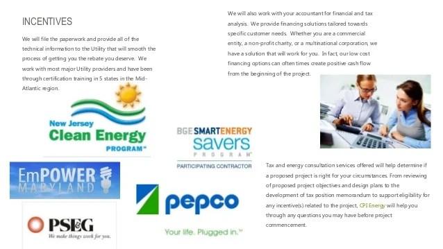 energy efficient lighting from cpi energy