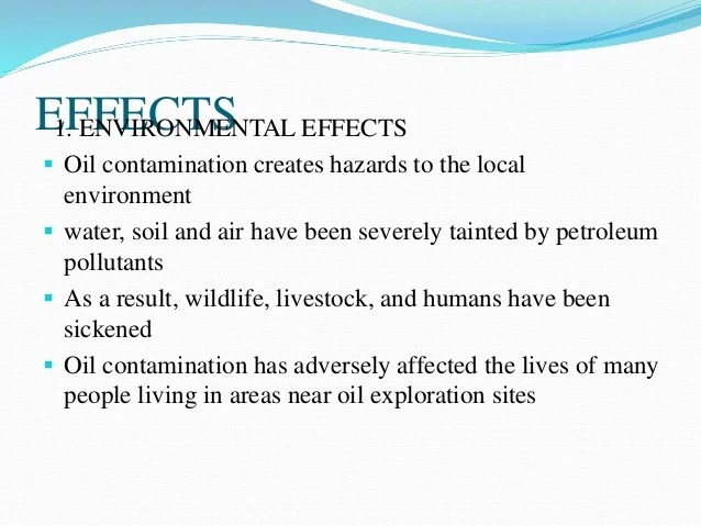 Remediation of oil contaminated sites