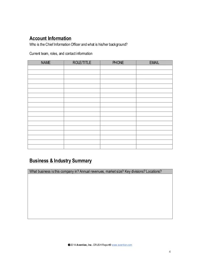 Page Business Plan Template - 5 page business plan template