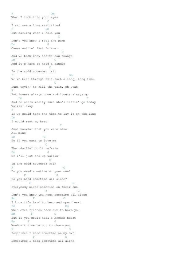 Exelent Alone Heart Chords Photos - Basic Guitar Chords For ...