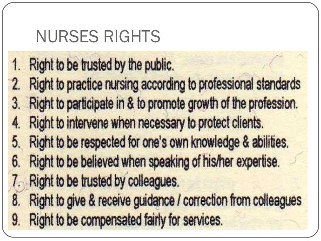 Notes Nursing Issues