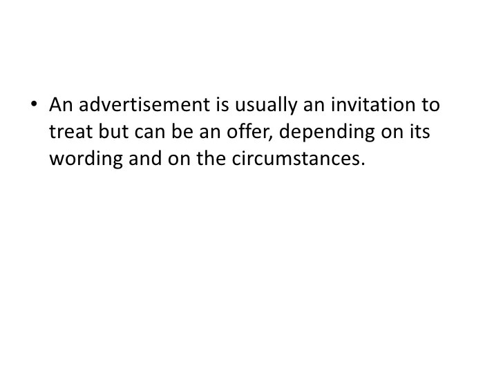 Definition of offer and invitation to treat invitationjpg offer acceptance stopboris Image collections