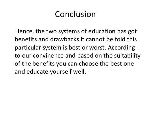 Online education vs regular education