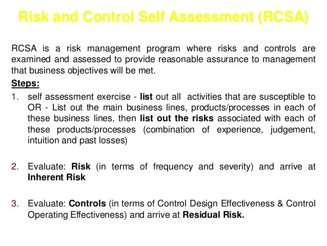 Operational risk (by ms.sweta vijuraj)