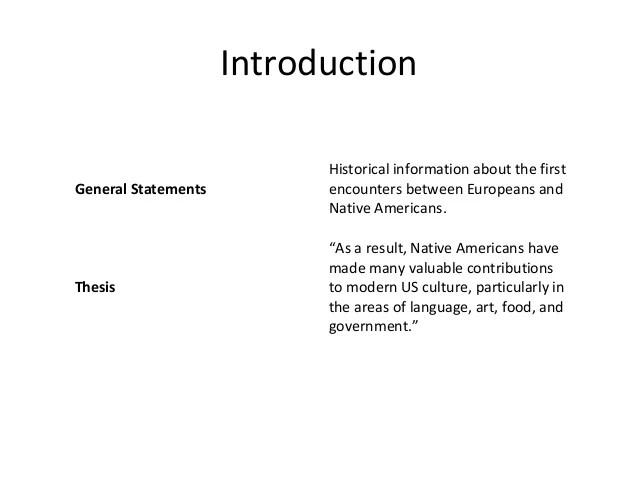 native american research paper