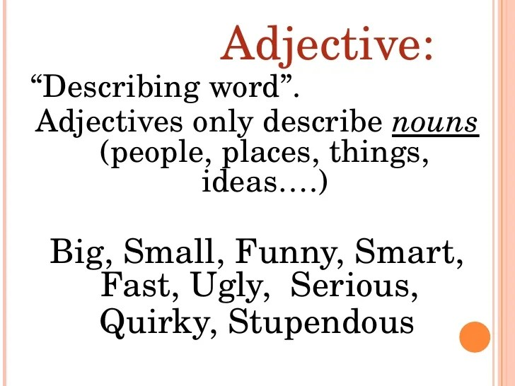 Laugh Verb Or Adjective