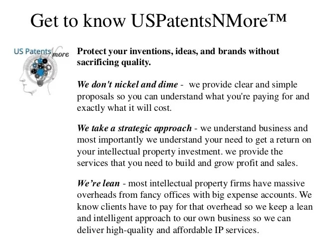 What Inventors Need To Know About Protecting Their ...