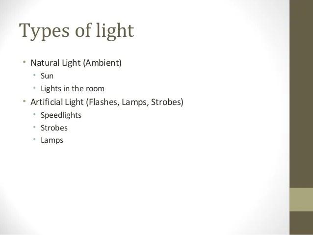Loop Lighting Photography