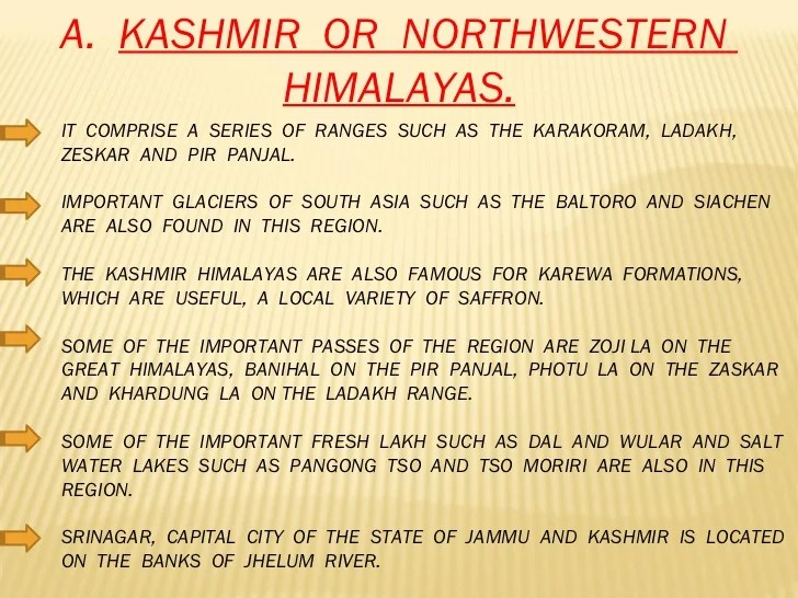 Image result for  The Kashmir Himalayas
