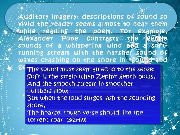 Language About About Five Vivid Examples Sense
