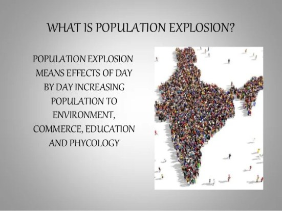 Image result for population explosion