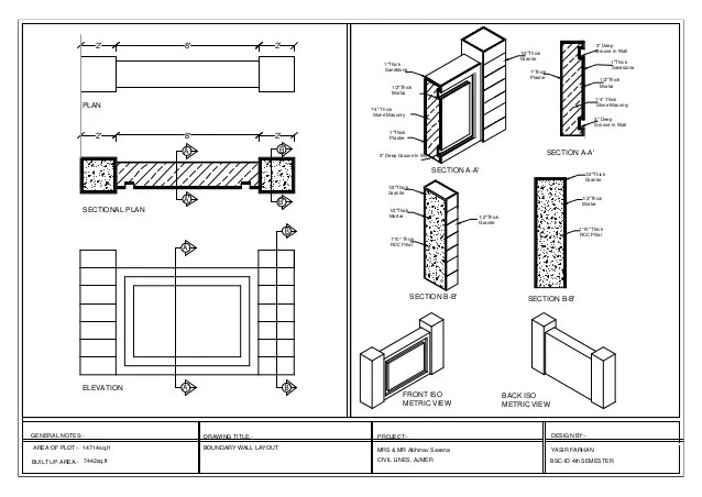 Plan And Elevation Of Sofa : Plan elevation section of sofa conceptstructuresllc