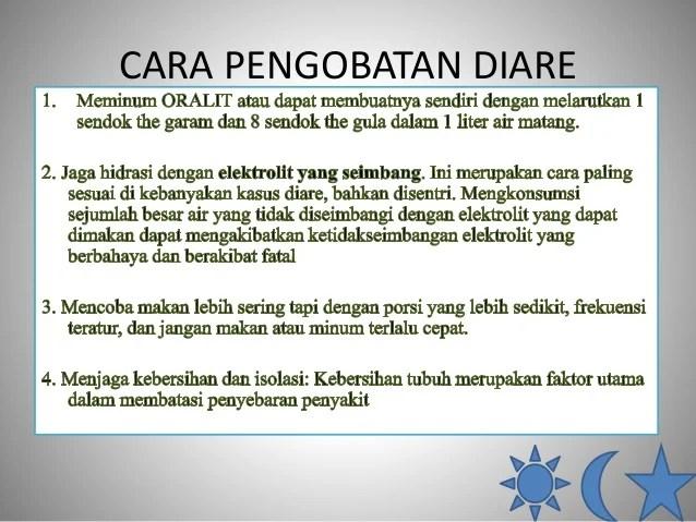 Slide Pencegahan Penyakit Diare