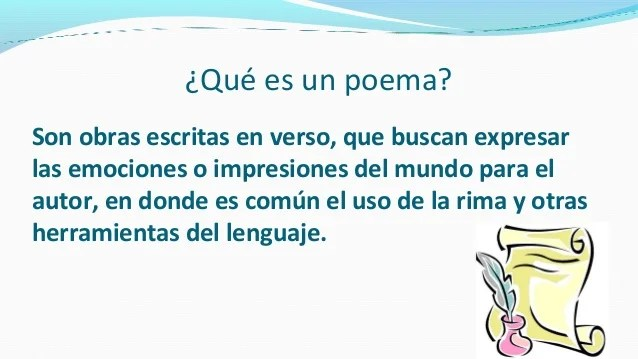 Browse poemas en espanol para ninos resources on teachers pay teachers, a marketplace trusted by millions of teachers for original educational resources. Ppt poema- Clase 5