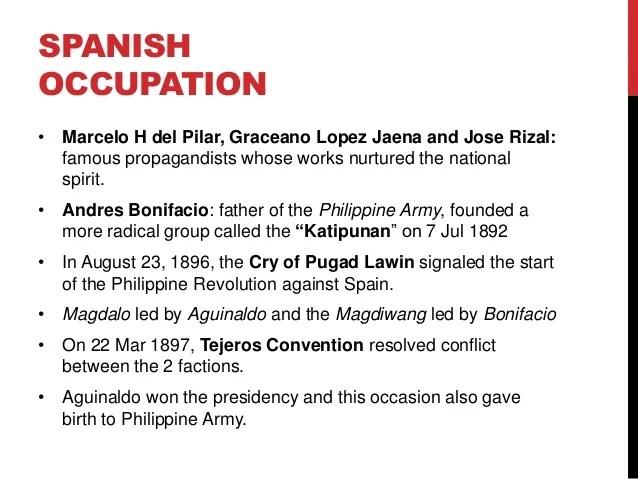 Philippine Military History