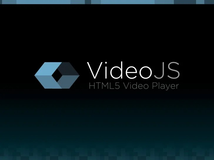 Video.js - How to build and HTML5 Video Player
