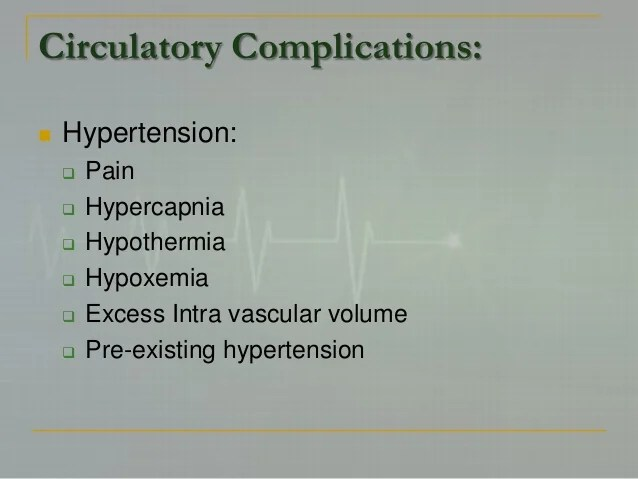 Thyroid Storm Complications