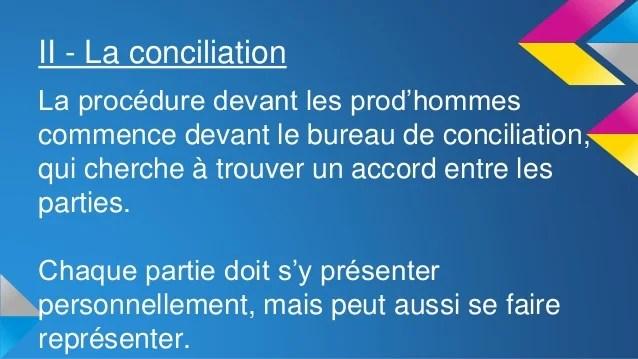 Saisine Des Prudhommes