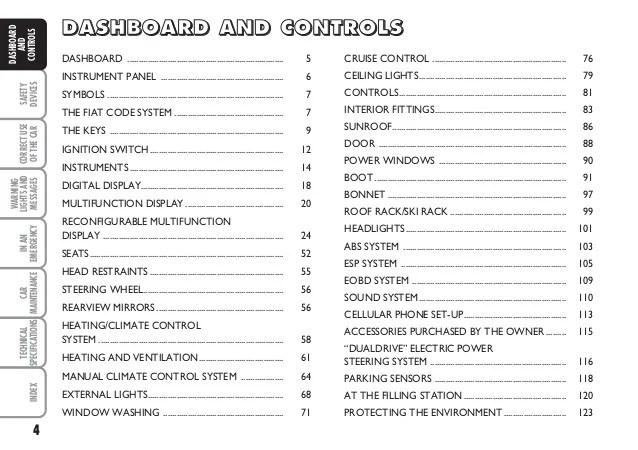 Punto handbook 08