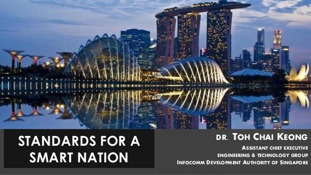 IoT Standards for Smart Nation