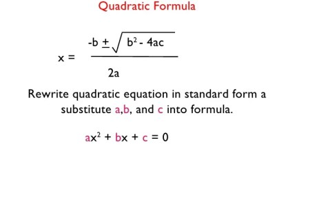 Free Forms 2018 Rewrite Equation In Standard Form Free Forms