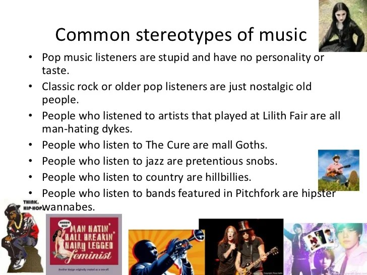 Common Stereotypes Older People