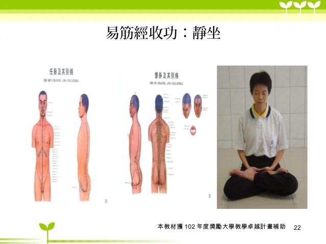 CH8易筋經養生功法(上)