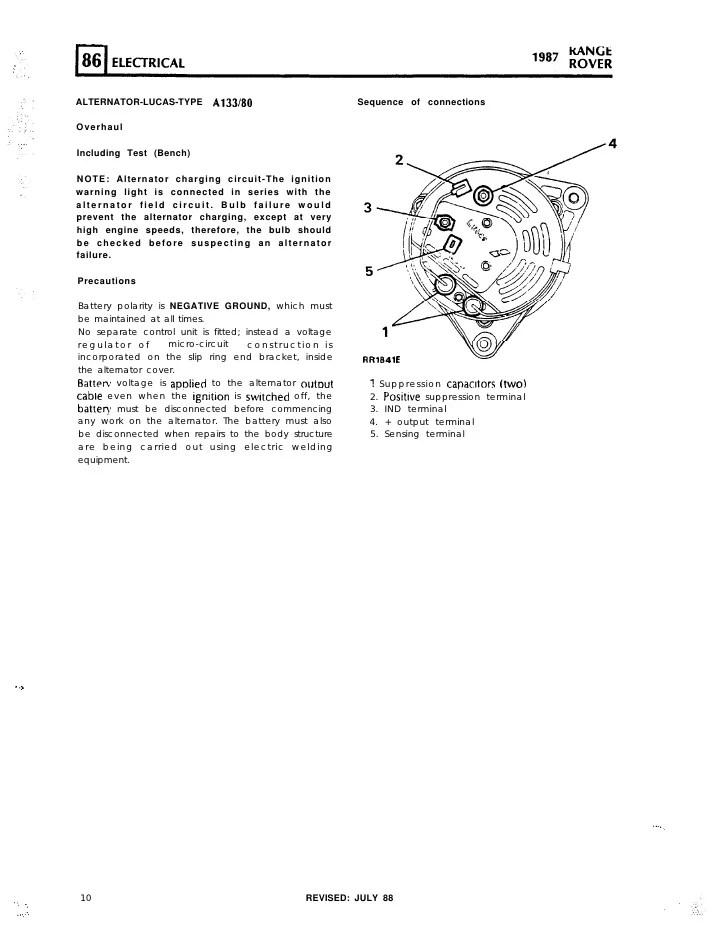 Range rovermaunualelectrics