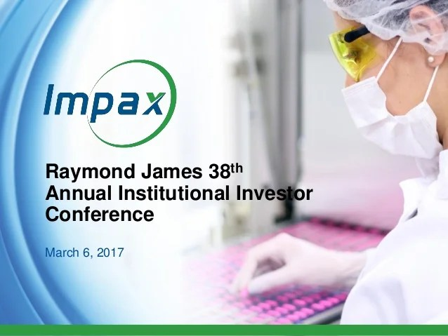 Raymond james 38th annual institutional investor conference