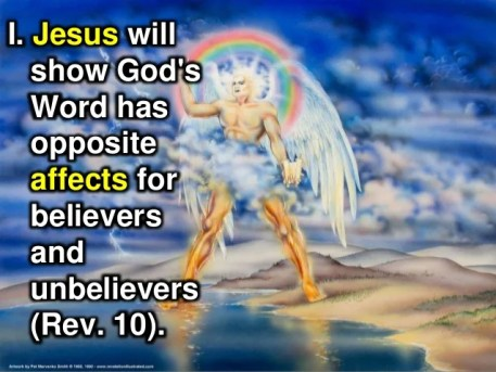 Image result for The Two Dreadful Witnesses – Revelation 10:1 – 11:19