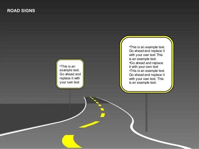 Road Signs Diagrams