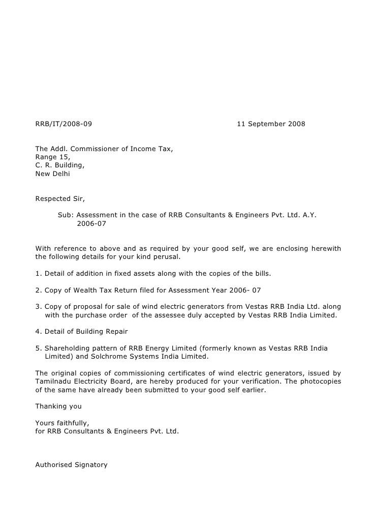 Tax Return Cover Letter Resume Cv