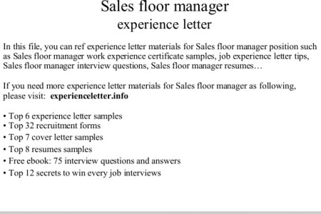 Retail store manager experience certificate full hd maps locations experience certificate experience manager retail store work experience certificate template retail store manager work experience certificate experience yadclub Images