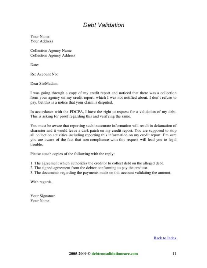 Debt validation letter sample newsinvitation debt validation letter levelings sampleletter sample with lucy jordan credit dispute template repair spiritdancerdesigns Image collections