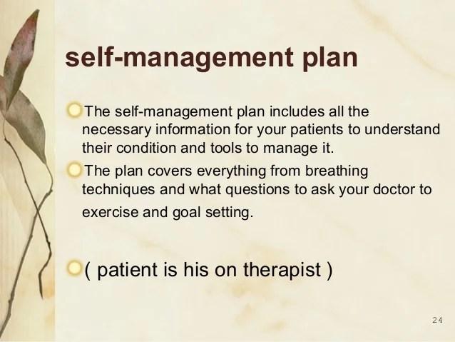 What Self Improvement Plan