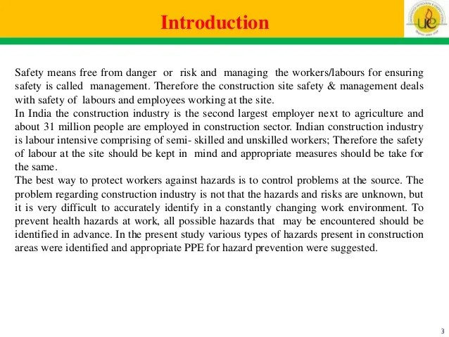 Construction Site Safety Plan Sample – Construction Site Safety Plan Sample