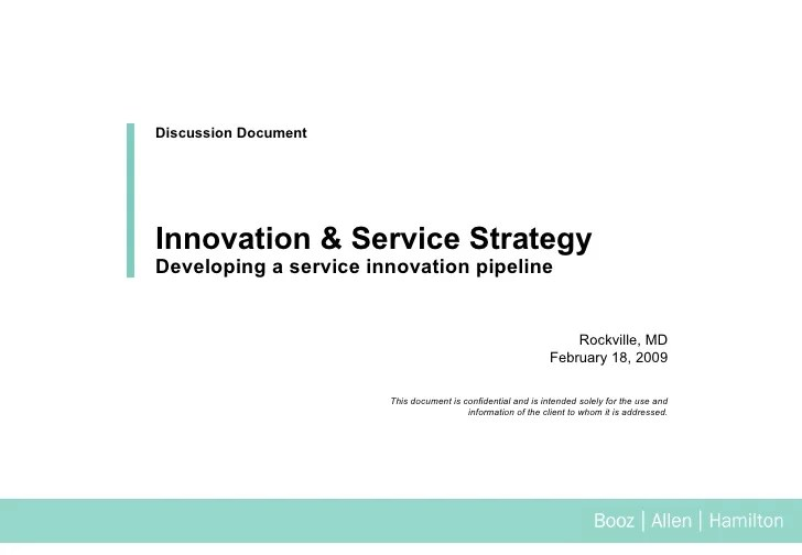 Service Strategy Service Offering Slideshare
