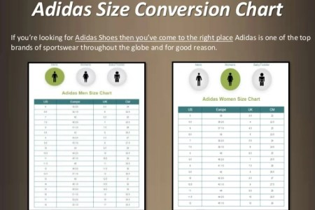Adidas Shoes Conversion Chart All About Shoes