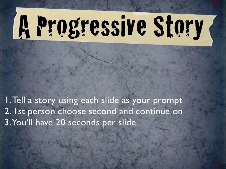 Simple ideas for powerful stories