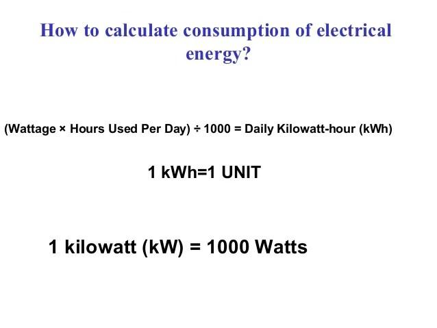 Calculate Light Bulb Cost