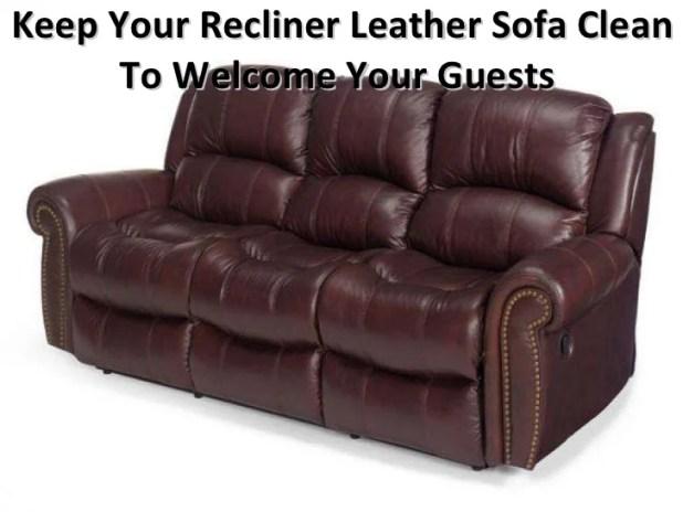 how to keep sofa clean